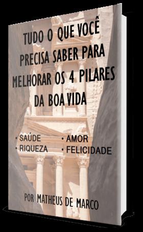 CAPA EBOOK - OS 4 PILARES 3D