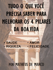 CAPA EBOOK - OS 4 PILARES